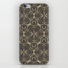 TEEPEE MOON iPhone & iPod Skin