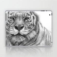 White Tigress  G2013-071 Laptop & iPad Skin
