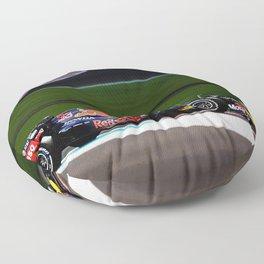 Max Verstappen Floor Pillow