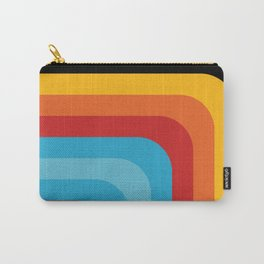 Retro Design Carry-All Pouch