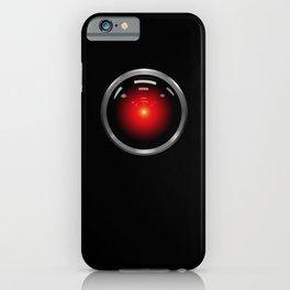 stanley kubrick, hal 9000 iPhone Case