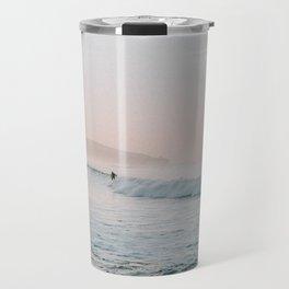 summer waves Travel Mug