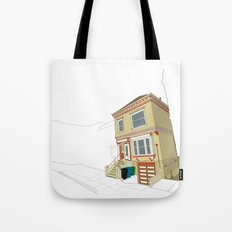 Mike's House Tote Bag