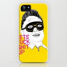 F*ck Sh*t Up Slim Case iPhone (5, 5s)