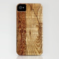 Wood Photography iPhone (4, 4s) Slim Case