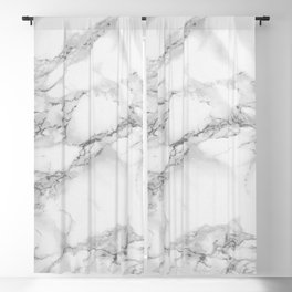 Marble Blackout Curtain