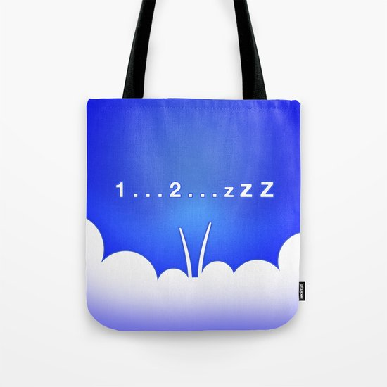 Enter Cloud Sleep Tote Bag