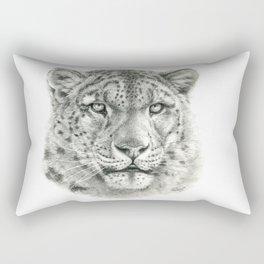 Snow Leopard - G043 Rectangular Pillow