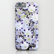 Flower carpet Slim Case iPhone 6s