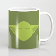 Star Wars Minimalism - Yoda Mug