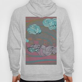 The eternal quest for happiness Hoody
