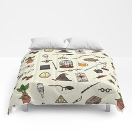 Harry Pattern Comforters