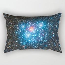 The Jewel Box Kappa Crucis Star Cluster NGC 4755 Rectangular Pillow