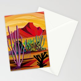 Love Mountain Stationery Cards