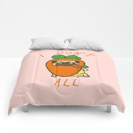 I don't carrot all Comforters