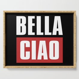 BELLA CIAO Serving Tray