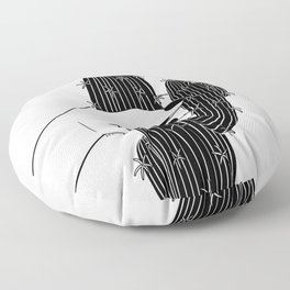 Out Floor Pillow
