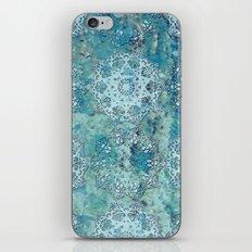 Moors Patina Mandalas iPhone & iPod Skin