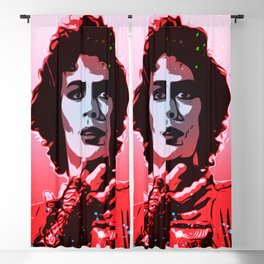 The Rocky Horror Picture Show - Pop Art Blackout Curtain