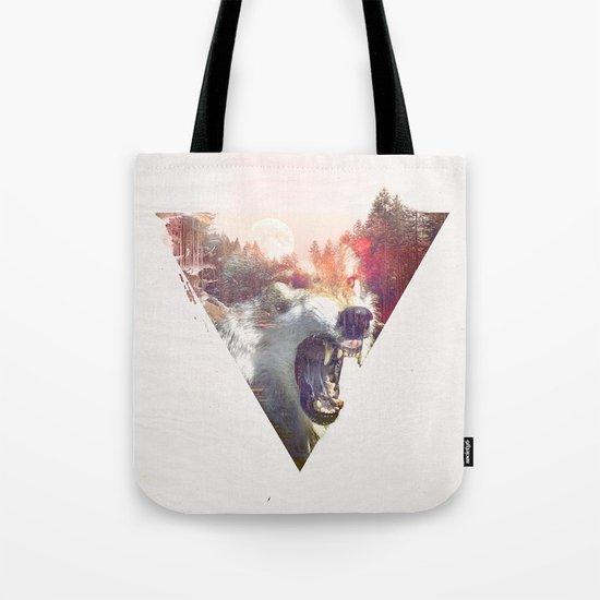 daylight moon Tote Bag