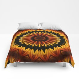 Sun from Africa Comforters