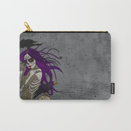 Lady Bones 1 Carry-All Pouch