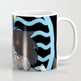 Mermaid Academy Black Mermaid Perfect Gift for Mermaid and Siren lovers Representation is Important Coffee Mug
