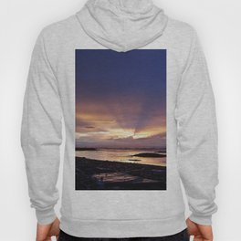 Beams of Light across the Sky Hoody