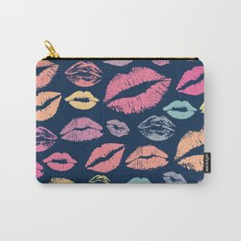 Lips 7 Carry-All Pouch