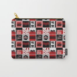 "Big Bang ""MADE"" Pattern Carry-All Pouch"