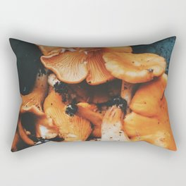 Forest Gold Rectangular Pillow