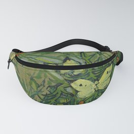 "Vincent Van Gogh ""Butterflies and Poppies"" Fanny Pack"