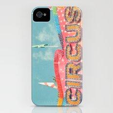Circus Lights iPhone (4, 4s) Slim Case