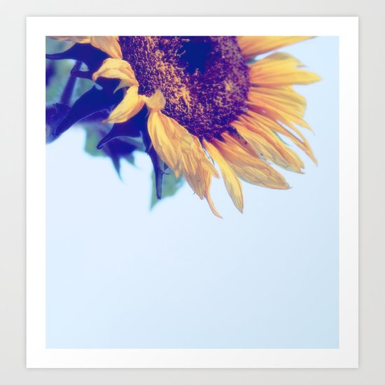 And Keep You Always (color) Art Print