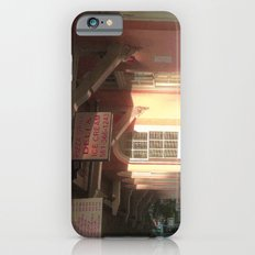 Station Cafe Slim Case iPhone 6s