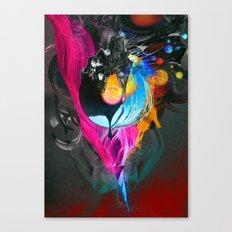 Circus Mundi Canvas Print