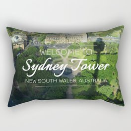 Sydney Tower, Australia Rectangular Pillow