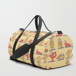 Sloth Yoga Duffle Bag