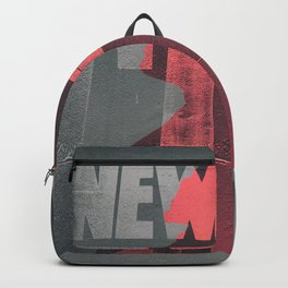NEW YORK AFRO CITY Backpack