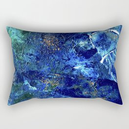 Jelly Belly of the Deep, Tiny World Environmental Collection Rectangular Pillow