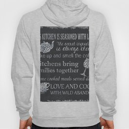 This Kitchen is Seasoned With Love Hoody