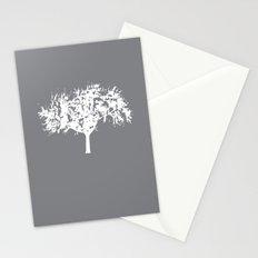 Reverse Tree Stationery Cards