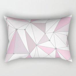 Pink Candy Rectangular Pillow