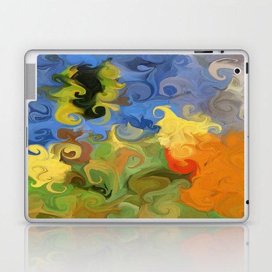 Vincents Room Laptop & iPad Skin