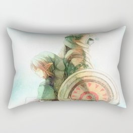 Zelda: Lineage Rectangular Pillow