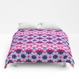 Tie Dyed Crystals Comforters