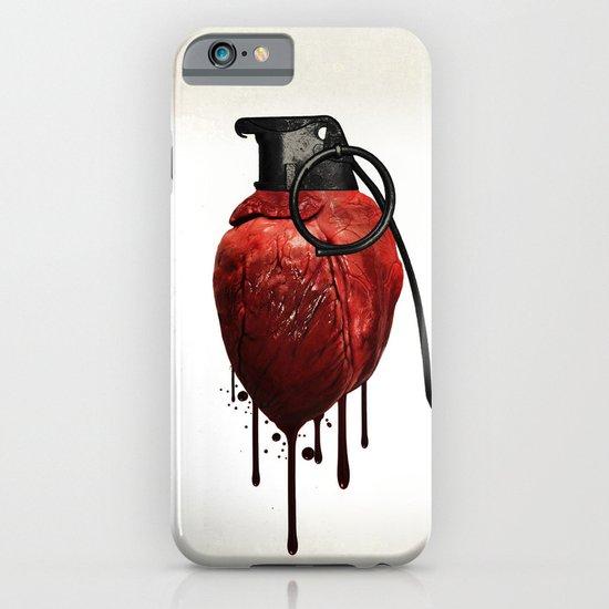 Heart Grenade iPhone & iPod Case