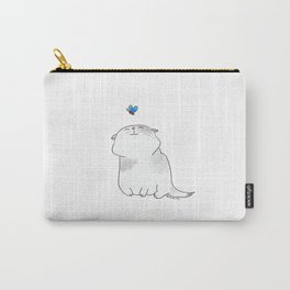 Play with me, Butterfly. Carry-All Pouch
