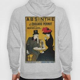 Vintage poster - Absinthe Hoody