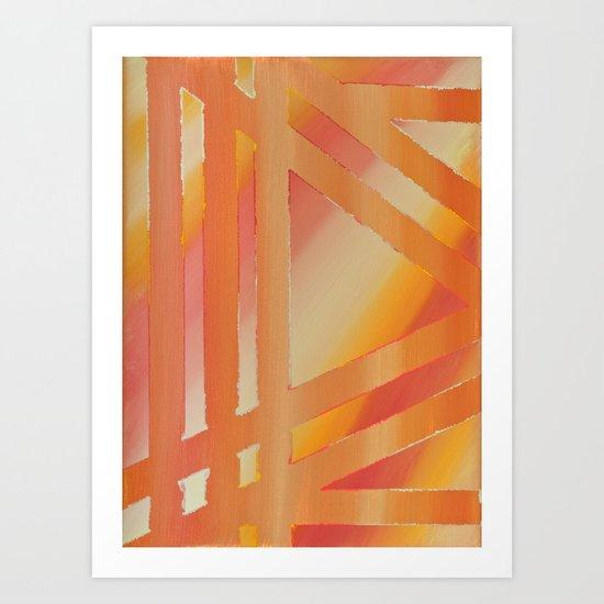 Greca Art Print